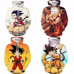 Like and Share if you want this  Dragon Ball Printed Hoodie ( 6 models)   Tag a friend who would love this!   FREE Shipping Worldwide   Buy one here---> https://www.shenronstore.com/dragon-ball-z-hoodie-1/