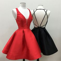strappy back dress,short homecoming dresses,semi formal dress,short prom dresses
