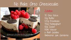 No Bake Oreo Cheesecake Rezept