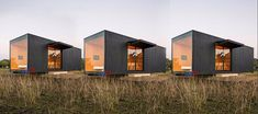 Container Home Designs, Container Homes Cost, Shipping Container Homes, Container Buildings, Prefabricated Houses, Prefab Homes, Cabin Homes, Cabin Design, House Design
