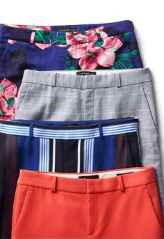 Our Avery fit pant is simply a dream. With a tailored silhouette and a show-off-your-shoes ankle length, plus loads of summer-y colors and prints, we think you've finally found the perfect pair(s).