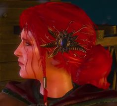 triss alternative outfit jewelry hair