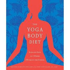 The Yoga Body Diet by Macmillan - Mirroring the yogic philosophy of becoming more in touch with your body, this book by Kristen Schultz Dollard and John Douillard offers insight into the three Ayruvedic types - Vata, Pitta, Kapha - and how different foods and the right practices will sculpt a healthier and happier life.