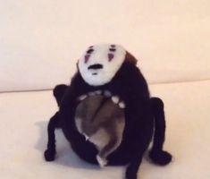 「カオナシ」に食べられるハムスター 可愛すぎる姿がシェア数7万超え - ライブドアニュース Panda Bear, Animals And Pets, Kawaii, Pretty, Cute, Pets, Kawaii Cute, Pandas, Kauai
