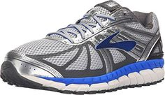 8b3c37bbb29c8 Brooks Mens Beast 16 SilverElectric Brooks BlueEbony Sneaker 13 D M      Read more at the image link. Note  It s an affiliate link to Amazon