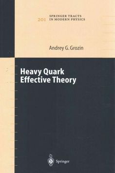 Heavy Quark Effective Theory (Paperback)