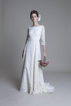 Kate Halfpenny Wedding Dress Collection 2015 | Bridal Musings Wedding Blog