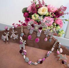 Jelení šperky - CIK CAK Floral Wreath, Wreaths, Decor, Floral Crown, Decoration, Door Wreaths, Deco Mesh Wreaths, Decorating, Floral Arrangements