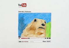 YouTube Drawings by Comenius Roethlisberger and Admir Jahic
