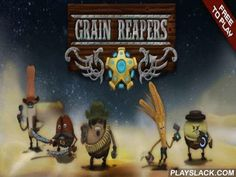 Grain Reapers  Android Game - playslack.com , Grain Reapers is quite a fascinating game for Android. people of gunners with strategic partiality will surely like it. The game will move you to the boundary of the Universe to defeat the confidential planet and enslave its people. The important heroes are the atoms of different crops, beginning with grasses and leguminous and to beverage legumes. Every spilt  has its special possessions and is able to fire a definite category of ammunitions…
