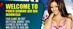 Situs Domino99 Online Indonesia - KINGSPORTS99 agen judi domino resmi terpercaya dengan minimal deposit 25 ribu, minimal withdrawal 50 ribu, 1 ID untuk all game