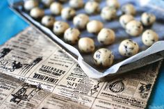 Chocolate Chip Cookie Dough Bites from @Kita Roberts