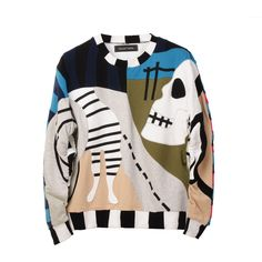Daniel Palillo Dream Sweater Multi
