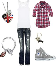 union jack, created by carly1d on Polyvore