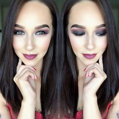Younique's mission is to uplift, empower, validate, and ultimately build self-esteem in women around the world through high-quality products that encourage both inner and outer beauty. Touch Foundation, Spray Foundation, Brown Matte Lipstick, Liquid Lipstick, Fall Lip Color, Dark Lips, Beautiful Lips, Kardashian Style, Setting Powder
