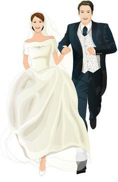 Divers page 2 Wedding Prints, Wedding Art, Wedding Album, Wedding Couples, Wedding Cards Images, Wedding Pictures, Wedding Illustration, Couple Illustration, Wedding Present Ideas