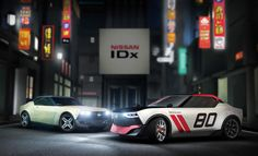 In a world-first, the Nissan IDx experience revolutionises car configuration using virtual reality technology.