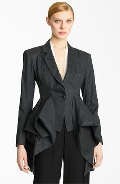 Donna Karan Collection 'Haberdashery' Jacket | Nordstrom