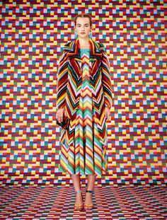 [No.59/83] VALENTINO 2015年 プレスプリング / クルーズコレクション | Fashionsnap.com