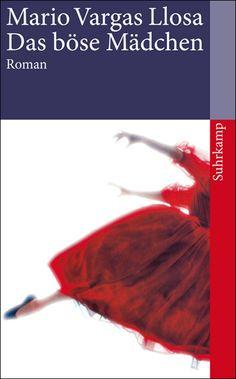 """Mario Vargas Llosa """"Das böse Mädchen"""" Januar 2012 (LK II)"""