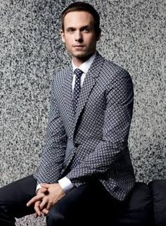 Patrick J. Adams Actor, Suits (as Mike) パトリック・アダムス 俳優 スーツ