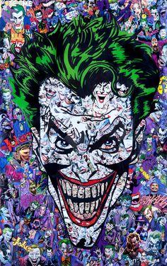 iPhone Wallpaper Graffiti Art HD JOKER - Best of Wallpapers for Andriod and ios Joker Batman, Joker Comic, Joker Y Harley Quinn, The Joker, Batman Comic Art, Joker Art, Batman Arkham, Batman Superhero, Joker Villain