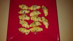 Mini brioche di pasta brise e con semi di papavero