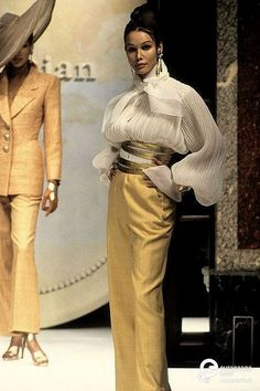 1993 Christian Dior, Spring -Summe, Couture