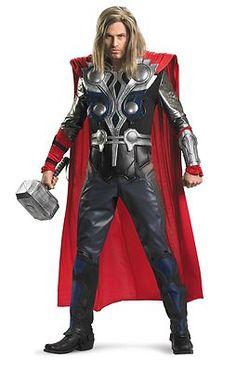 The Avengers Thor Elite Adult Costume