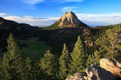 Greyrock Mt trail, Poudre Canyon, CO
