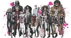 Danganronpa is Getting an Anime to End the Original Storyline