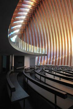 Galeria de Extensão da Catedral de Créteil / Architecture-Studio - 2                                                                                                                                                     Mais