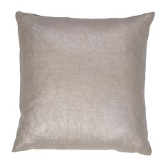 Jaipur Rugs Shimmer Solid Cotton Throw Pillow | AllModern