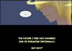 Manhwa Kubera She is speaking informally because you are going to be close to each other, probably