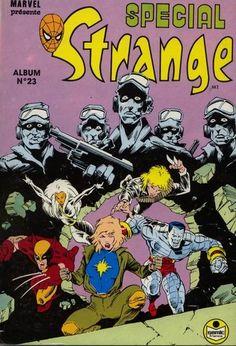 Spécial Strange -REC23- Album N°23 (du n°67 au n°69) 1990