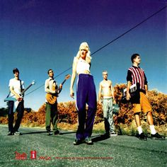 tragic kingdom - no doubt. i was a little obsessed with gwen.