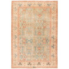 Shop persian rugs and other antique and modern rugs from the world's best furniture dealers. Rugs On Carpet, Carpets, Modern Rugs, Persian Rug, Cool Furniture, Antiques, Vintage, Collection, Design