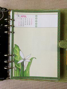 A Dream of Summer Apr 2013 Divider, insert templates