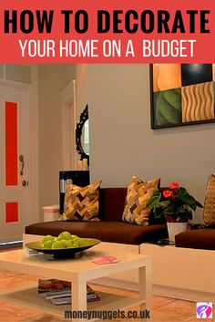 House Decorating Ideas On A Budget