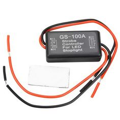 R1B1 2014 New Flash Strobe Controller Cheap Flasher Module for LED Brake Stop Light Lamp Free Shipping