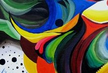 abstract expressionism flamenco - Google Search