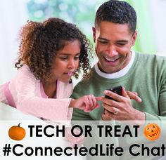 Tech or Treat! #ConnectedLife Chat 10/27 2pm ET