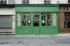 Clamato seafood restaurant in Paris | Remodelista