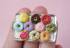 PetitPlat made a ring for me with a pastry platter on it, her work in miniature is amazing!
