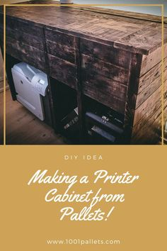 In this video, I will try to build a cabinet for my office to hide my printers, internet routers, and wires. And I will build it mostly from pallet wood. #BiscuitJoiner, #BiscuitJointer, #DiyPalletTutorial, #DiyVideoTutorial, #PalletWood, #PrinterCabinet, #WoodBiscuits, #Woodworking #PalletCabinetsWardrobes