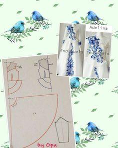 #pattern #fashionpattern #dresspattern #polabaju #poladress #polabajupesta #polagaun #pomobaki