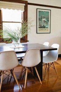 More vintage modern: this belongs in our living room ;)
