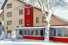Aktiv & Vital Hotel Thüringen, Ansicht im Winter