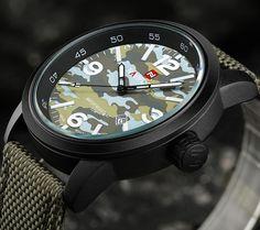2016 New Luxury Top Brand NAVIFORCE Men Army Military Watches Men's Sports Quartz Clock Waterproof Wrist Watch Relogio Masculino - Online Shopping for Watches