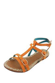 37744c2541ca Eddie Marc Kids Contrast Sandal on HauteLook Cool Kids Clothes